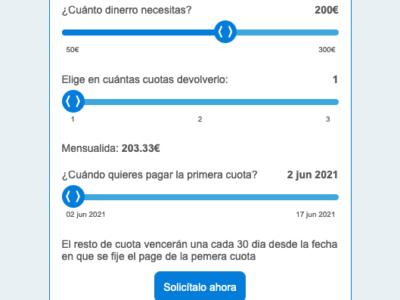 Spanish loans